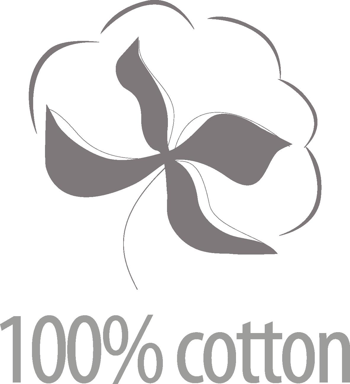 100 cotton