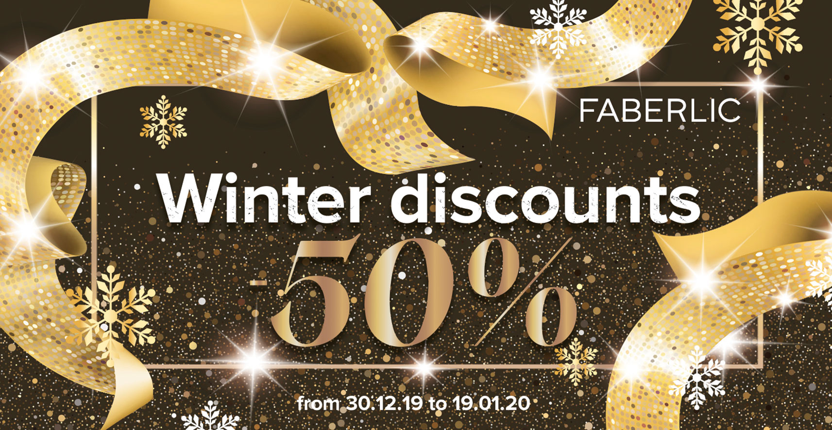 Winter Discounts