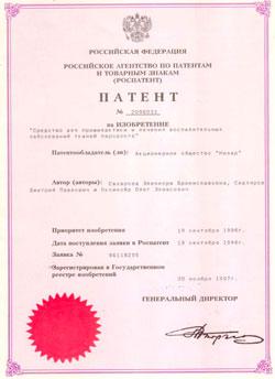Patent 2096031-s