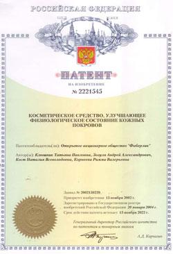 Patent 2221545-s