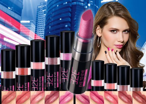 E2E lipstik 13 2013