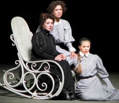 chehov tri sestry