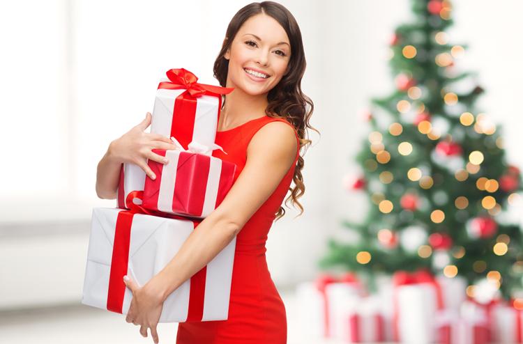 Топ подарков для женщин в новый год