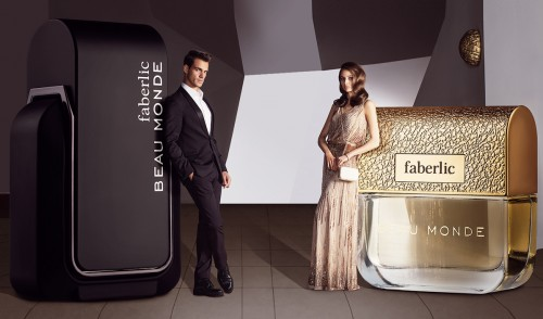 Beau Monde – парные ароматы от Faberlic