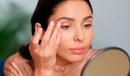 Монохромный макияж: мастер-класс от Faberlic