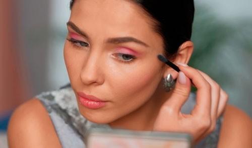 Этюд в розовых тонах: мастер-класс от Faberlic