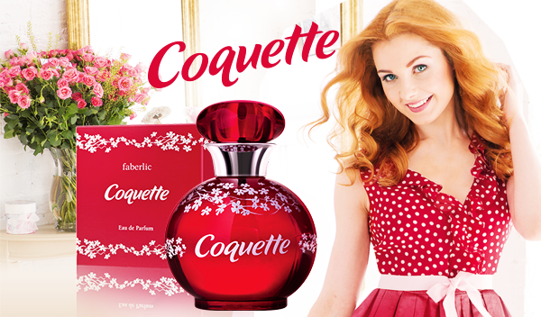 COQUETTE – naughty and beautiful!
