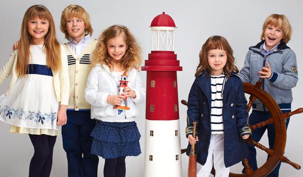 Детская одежда Faberlic – итальянский дизайн, великие истории!